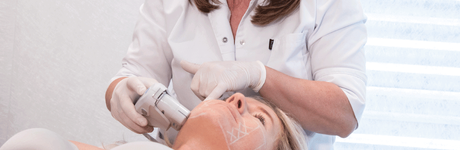 Ultherapy Behandlung